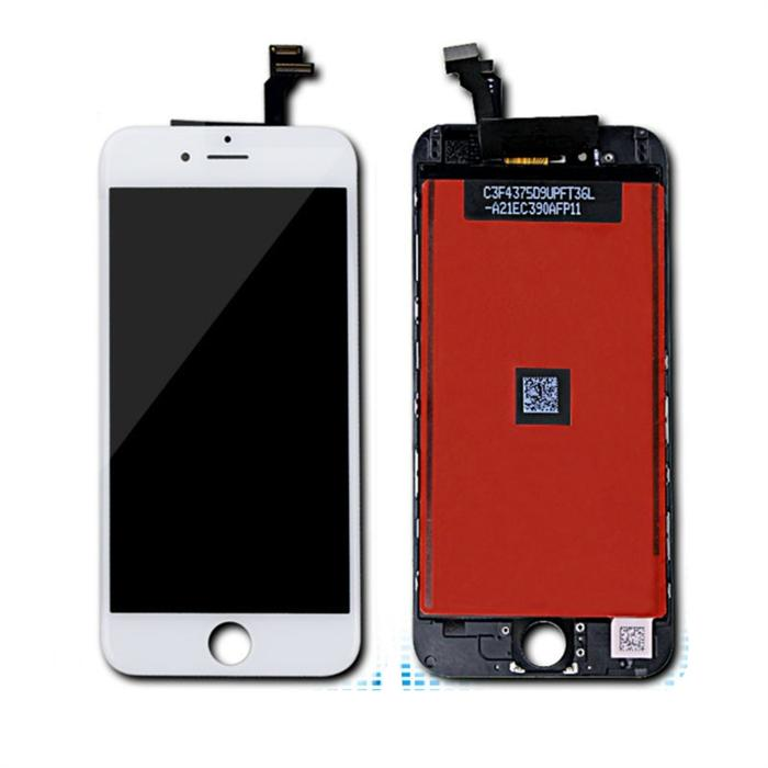 Iphone Model A1586 >> A1586 Iphone 6 White Lcd Display Touch Screen Digitizer Full