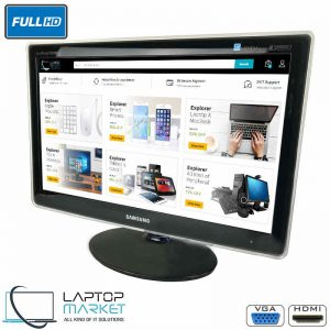 "Samsung P2270HD 22"" IPS LED-TV, Full HD Resolution 1920 x 1080, HDMI, VGA, Dolby Digital Plus"