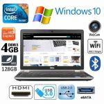 Dell Latitude E6230 Intel i5 4GB RAM 128 SSD Webcam HDMI Win10 Pro
