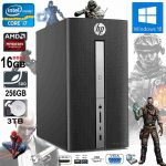 New Gaming HP Pavilion 570-P088NA