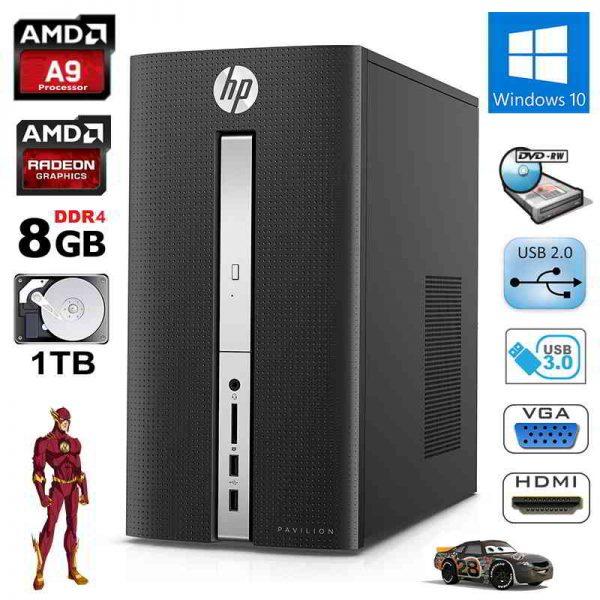 HP Pavilion 570-A100NA AMD A9