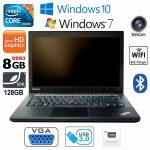 Lenovo ThinkPad T440 Intel i5 8GB RAM 128GB SSD