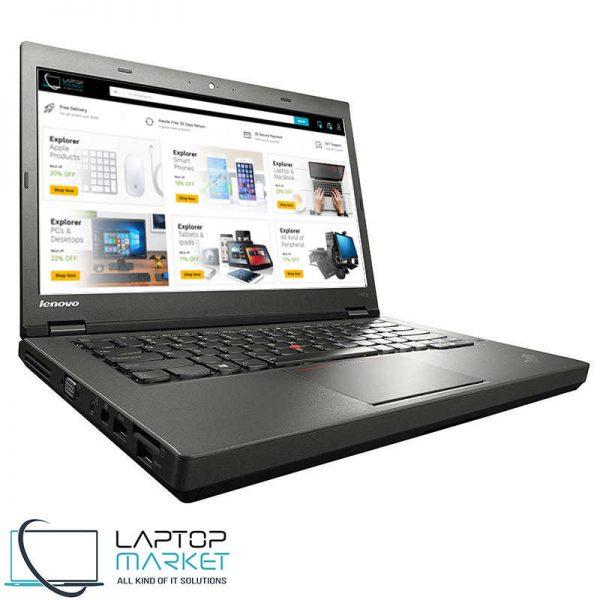 "Lenovo ThinkPad T440p, 14"" HD Laptop, Intel® Core i5 Processor, 8GB RAM Memory, 500GB Hard Drive Disk, Intel HD Graphics, Bluetooth, SD Card Reader, DVD-RW, Mini Display Port, Webcam, WiFi, Tested Battery, Windows 10 Pro (1)"