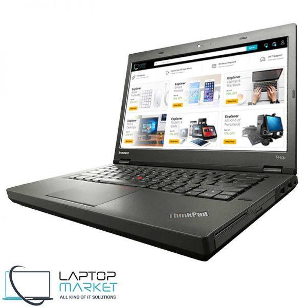 "Lenovo ThinkPad T440p, 14"" HD Laptop, Intel® Core i5 Processor, 8GB RAM Memory, 500GB Hard Drive Disk, Intel HD Graphics, Bluetooth, SD Card Reader, DVD-RW, Mini Display Port, Webcam, WiFi, Tested Battery, Windows 10 Pro (2)"