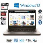 New HP 14-AN001NA AMD E2 Quad Core 4GB DDR3 500GB HDD