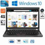 Lenovo ThinkPad X230 Intel i5 4GB RAM 500GB HDD Webcam Win10