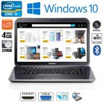 Dell Inspiron 15R 5520 Intel i3 4GB RAM 320GB HDD DVD-RW HDMI Win10
