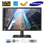 Samsung S24C650 Full HD LED Monitor VGA Display Port DVI