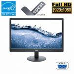 "New Boxed 21.5"" LED Monitor AOC E2270SWN Full-HD (1080p) VGA"