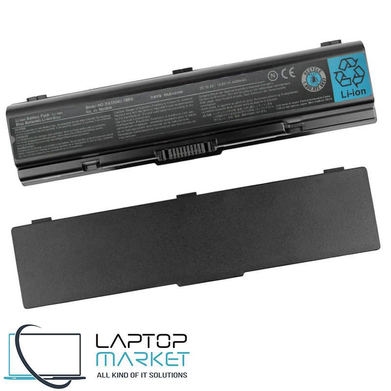 New Battery For Toshiba Satellite Pro A200 A300 L300 L350 L450 L500 L550