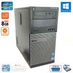 Dell Optiplex 790 Tower Intel i5 Quad Core 8GB RAM 1TB HDD DVD-RW