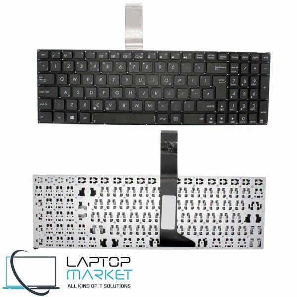 New Keyboard MP-11L96GB-442W for Asus X550 Series UK Layout Without Frame