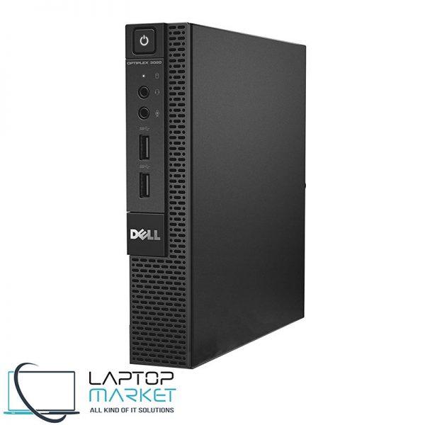 Dell Optiplex 3020 Micro, Ultra Small Form Factor PC, Intel Core i3 Processor, 8GB RAM Memory, 500GB Hard Drive Disk, Intel HD Graphics, VGA Port, Display Port, 6x USB Ports, Windows 10 Pro (1)