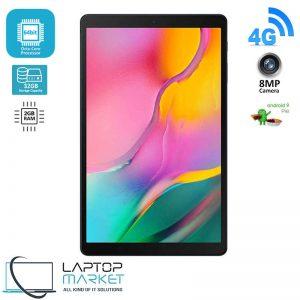 "New Boxed Samsung Galaxy Tab A SM-T515 10.1"", 64bit Octa-Core Processor, 2GB RAM, 32GB Storage, 8 MP Primary and 5 MP Secondary Camera, Full HD Video Recording, WiFi, 4G (LTE) SIM (Nano-SIM 4FF), Bluetooth 5.0, 16M Colors, 1920 x 1200 Display Resolution, Dolby Atmos Sound"