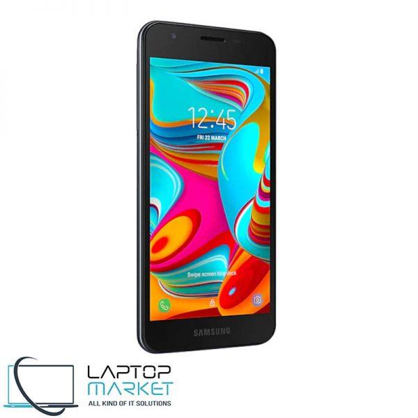 New Unlocked Samsung A2 Core SM-A260G/DS, Dark Grey Smartphone, Octa-Core Processor, 1GB RAM, 16GB Storage, 5MP Camera, WiFi, Bluetooth, 16M Colors, microSD Card Reader (1)