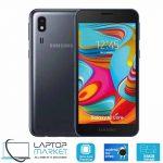 New Unlocked Samsung A2 Core SM-A260G/DS, Dark Grey Smartphone, Octa-Core Processor, 1GB RAM, 16GB Storage, 5MP Camera, WiFi, Bluetooth, 16M Colors, microSD Card Reader