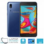 New Unlocked Samsung Galaxy A2 Core SM-A260G/DS, Blue Smartphone, Octa-Core Processor, 1GB RAM, 16GB Storage