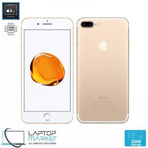 Apple iPhone 7 Plus Unlocked, Quad-Core Processor, 32GB Storage, 3GB RAM, 12MP Primary and 7MP Secondary Camera