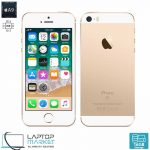 Apple iPhone SE 16GB Gold, 2GB RAM, Apple A9 Fusion Chip with Dual-Core Processor, 12MP Camera, WiFi, LTE, Bluetooth