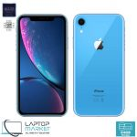 Apple iPhone XR 64GB Blue, 3GB RAM, Apple A12 Bionic Chip with Hexa-Core Processor, 12MP Camera