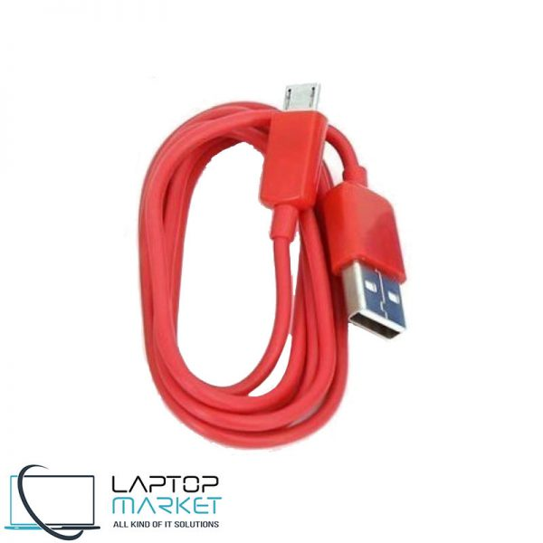 Brand New USAMS USB to Micro USB Data Sync Charging Cable 1.0m 2A Red