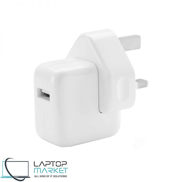 New Replacement 12W USB Power Adapter with UK Plug For iPhone iPad
