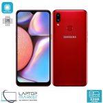 New Boxed Samsung Galaxy A10s SM-A107F/DS, Red Smartphone, Octa-Core Processor, 2GB RAM, 32GB Storage, Dual 13MP Camera