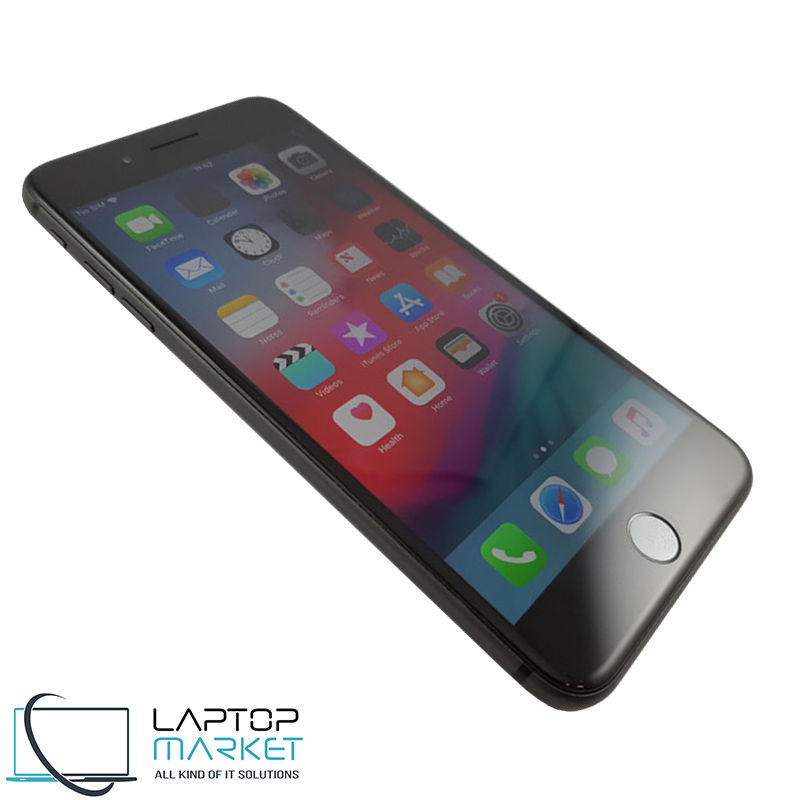 Apple iPhone 8 Plus 256GB Gray Unlocked 3GB RAM 12MP Dual Cam