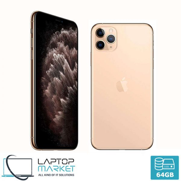 Brand New Apple iPhone 11 Pro, 4GB RAM Memory, Apple A13 Bionic Chip with Hexa-Core Processor, 12MP Triple Camera