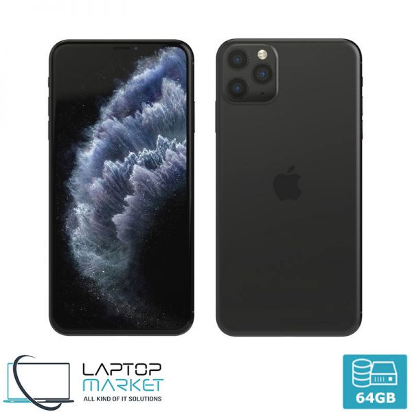 Brand New Apple iPhone 11 Pro, 4GB RAM, Apple A13 Bionic Chip with Hexa-Core Processor, 12MP Triple Camera
