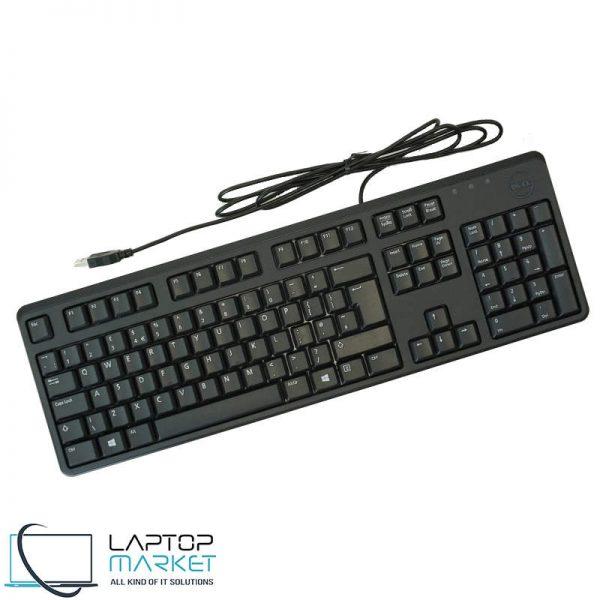 Brand New Dell KB212-B QuietKey Multimedia USB Wired Keyboard UK Layout