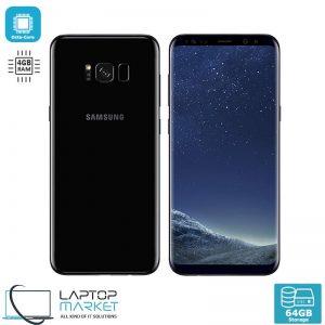 Samsung Galaxy S Plus, Black Smartphone, Octa-Core Processor, 4GB RAM, 64GB Storage, 12MP Camera