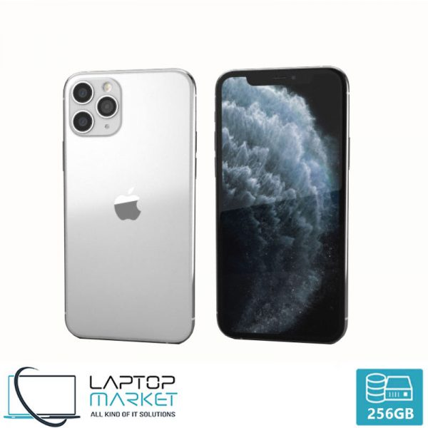 Brand New Apple iPhone 11 Pro Max, 4GB RAM, Apple A13 Bionic Chip with Hexa-Core Processor, 12MP Triple Camera
