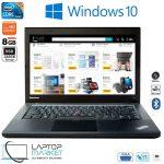 "Lenovo ThinkPad T440, 14"" HD Laptop, Intel® Core i5 Processor, 8GB RAM Memory, 240GB Solid State Drive"