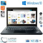 Lenovo ThinkPad T440p, 14″ HD Laptop, Intel® Core i5 Processor, 8GB RAM Memory, 500GB Hard Drive Disk