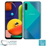 Brand New Boxed Samsung Galaxy A50s SM-A507FN/DS, Prism Crush Green Smartphone, Octa-Core Processor, 4GB RAM, 128GB Storage, Triple 48MP Camera