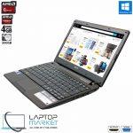 Acer Aspire One 722, 11.6″ HD Laptop, AMD C-60 Dual-Core Processor, 4GB RAM Memory, 500GB Hard Drive Disk