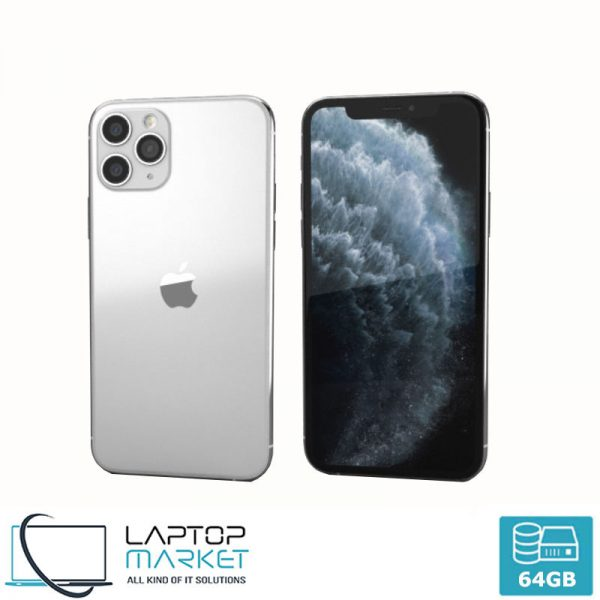Brand New Apple iPhone 11 Pro Max, 4GB RAM, Apple A13 Bionic Chip with Hexa-Core Processor, 12MP Triple Camera, 4K Video Recording