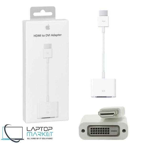 Brand New Genuine Apple HDMI To DVI Cable Adapter MJVU2ZM/A