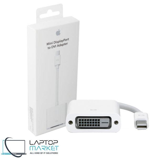New Genuine Apple Mini DisplayPort to DVI Cable Adapter MB570Z/B