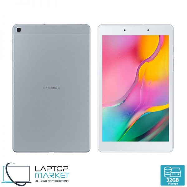 New Boxed Samsung Galaxy Tab A 8.0 SM-T295, 64bit Octa-Core Processor, 2GB RAM, 32GB Storage, 8 MP Camera