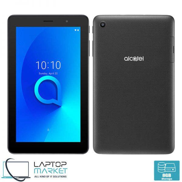 """Brand New Sealed Alcatel 1T 7, 7.0"""" Tablet, Quad-Core Processor, 1GB RAM, 8GB Storage, 2MP Camera, WiFi, Bluetooth"""