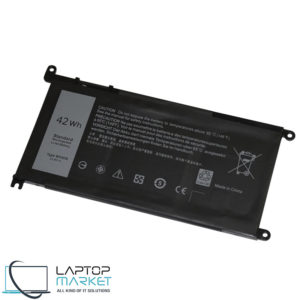 New Laptop Battery 42Wh For Dell Inspiron 13 15 17 5368 5565 5765 7368 7569 7579 Series