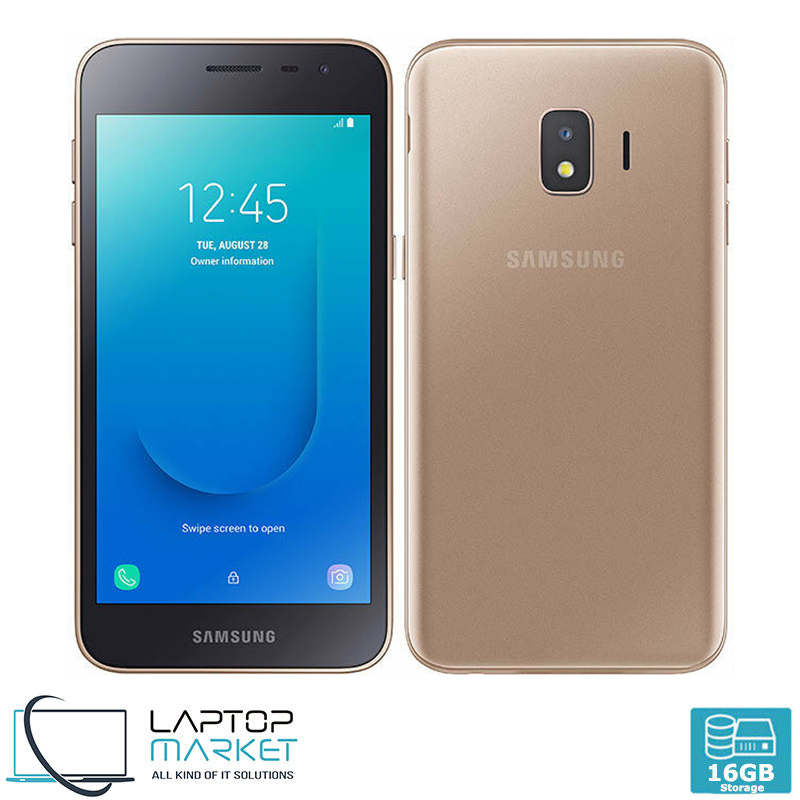 New Samsung Galaxy J2 Core 16GB Dual SIM Unlocked 8MP Gold