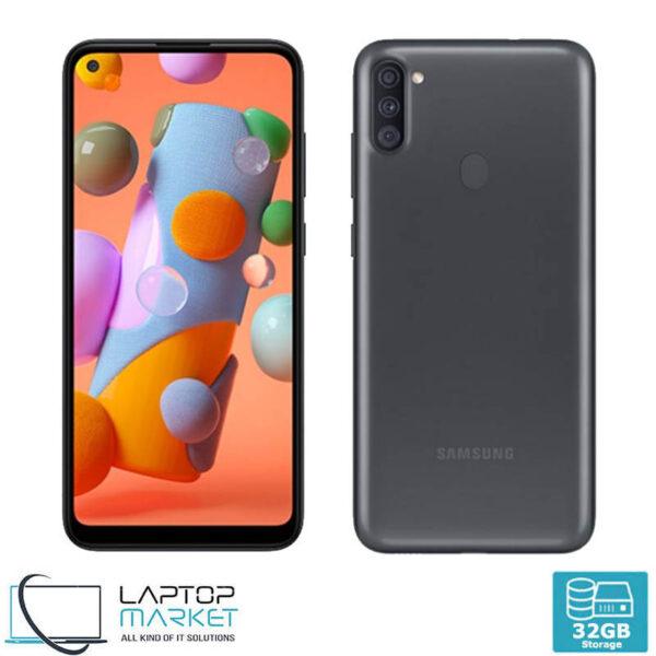 Samsung Galaxy A11 32GB SM-A115F/DS Black