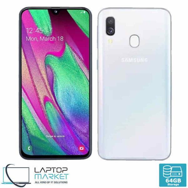 Boxed Samsung Galaxy A4 SM-A405FN/DS