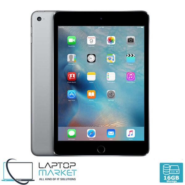 Apple iPad Mini 4, Space Grey Tablet, 16GB Storage