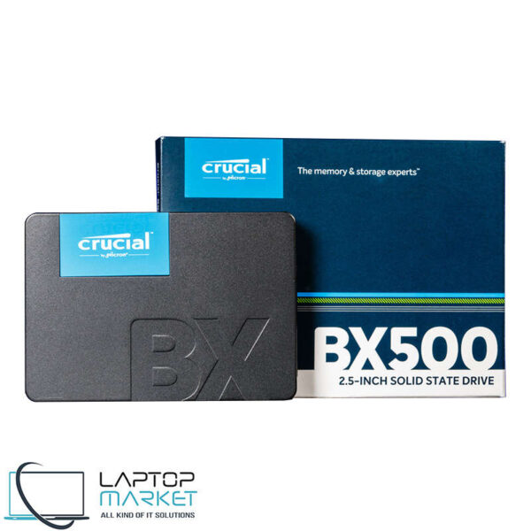 "Brand New Boxed 2.5"" Internal Solid State Drive Crucial BX500 120GB SSD SATA III"