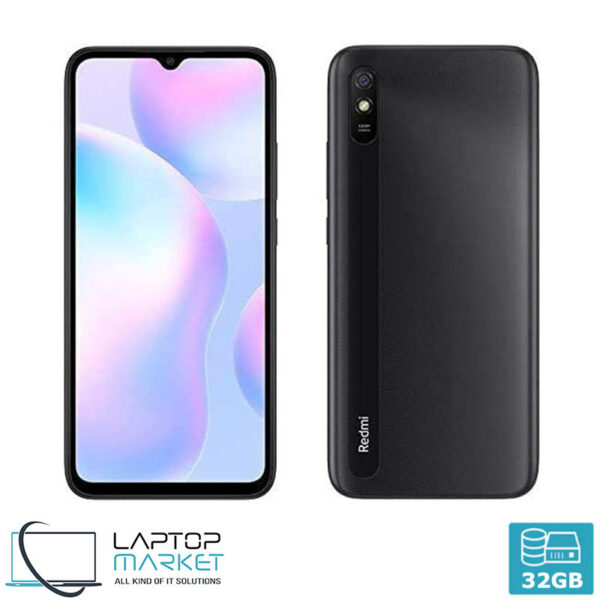 Brand New Boxed Xiaomi Redmi 9A, Granite Gray Smartphone