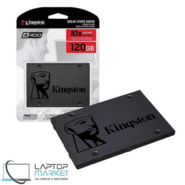 "A400 Kingston 2.5"" Solid State Drive 120GB SATA"